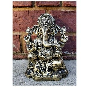 "6.25"" Lord Ganesh Statue"